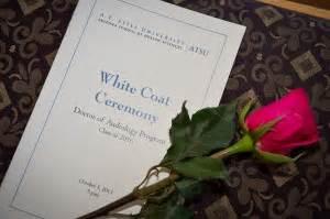 Audiology class of 2016 celebrates White Coat Ceremony