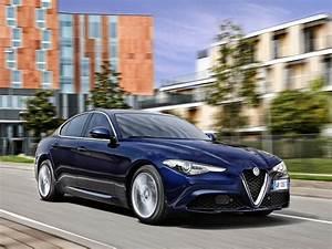 Essai Alfa Romeo Giulia : essai alfa romeo giulia 2 0 tb at8 200 ch charmeuse ~ Medecine-chirurgie-esthetiques.com Avis de Voitures