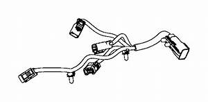 2017 Jeep Cherokee Wiring  Used For  Knock  Oil Pressure