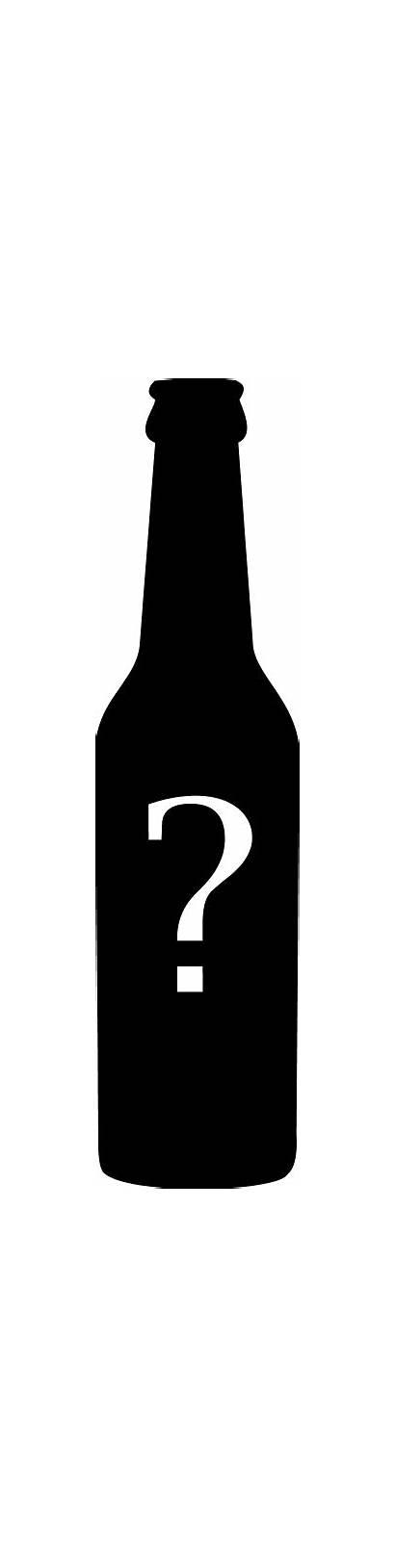Bottle Beer Silhouette Mystery Gabby Marketing Wonderful