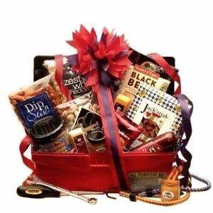 Grilling Themed Gift Basket