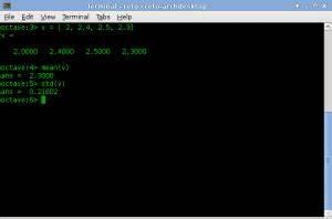 Standardabweichung Berechnen Beispiel : mittelwert und standardabweichung in octave berechnen ~ Themetempest.com Abrechnung