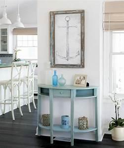 Nautical, Home, Decor, Ideas, With, Reclaimed, Wood, Furnishings, U0026, Rustic, Accessories