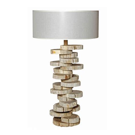canapé bois flotté le esprit naturel atlantis luminaire en bois flotté