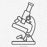 Microscope Drawing Clipart Microscopio Para Coloring Line Draw Transparent Colorear Imagen Ovaries Optical Biology Outline 1000 Easy Diagram Pencil Icon sketch template