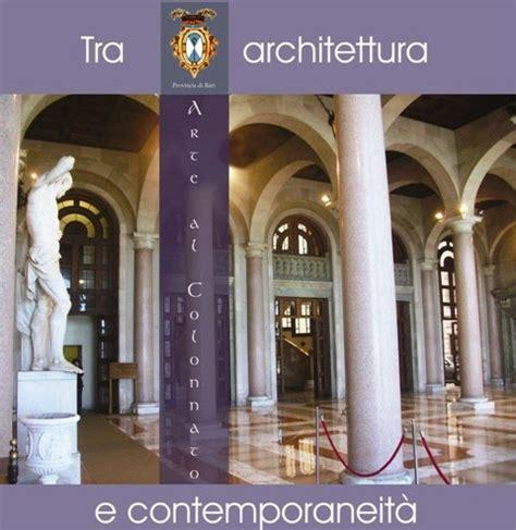 Arte Cultura Arte Al Colonnato Tra Architettura E