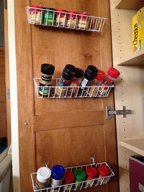 Dollar Store Spice Rack by Week 4 Dollar Store Spice Racks Organize
