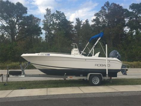 Robalo Boats For Sale Orlando by Robalo 180 Center Console Boats For Sale In Florida