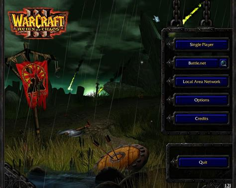 Warcraft Iii Reign Of Chaos User Screenshot 1 For Pc