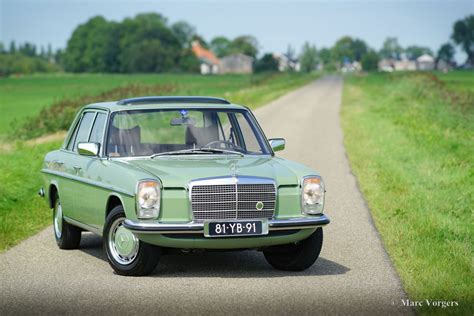 mercedes 220 d 1974 welcome to classicargarage