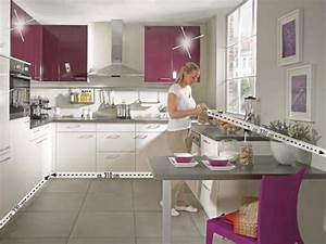 Küchen U Form Bilder : express k chen u form k che wei purp pur glanz wei stein grau von sconto sb ansehen ~ Orissabook.com Haus und Dekorationen