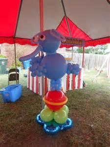 Circus Elephant Balloon