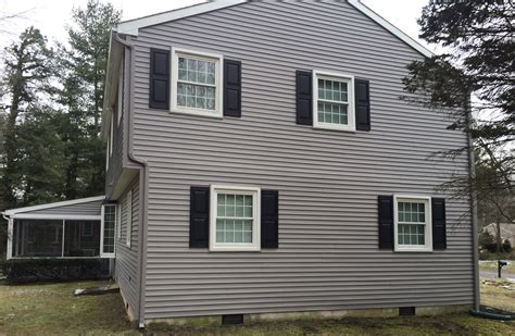certainteed mainstreet 4 granite gray siding