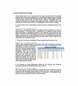 16 real estate marketing plan free sample example With commercial real estate marketing plan template