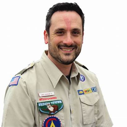 Troop Welcome Scoutmaster T306