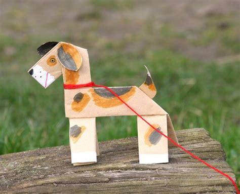 tiere aus papier falten die 25 besten ideen zu tiere falten auf hund basteln origami hund und einfaches