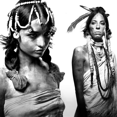 Hair by Nicolas Jurnjack   S.W. Native American