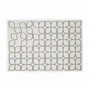 Alinéa Tapis Salon : tapis 133x180cm cru et gris ecru gris papillon les tapis textiles et tapis salon et ~ Preciouscoupons.com Idées de Décoration