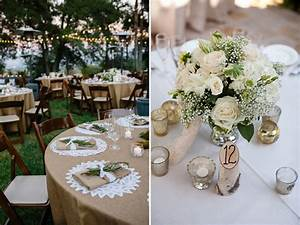 Table Mariage Champetre : decoration mariage champetre table ronde ~ Melissatoandfro.com Idées de Décoration