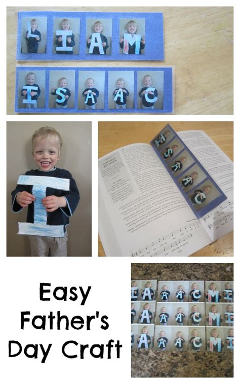 easy s day craft easy fathers day craft you pinspire me