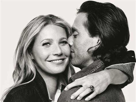 Goop Gwyneth Paltrow Cover by Gwyneth Paltrow S Husband To Be Brad Falchuk Is The Most