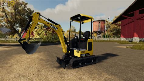 jcb    fs mods farming simulator  mods