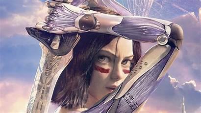 Alita Battle Angel Arm Sword Sci Wallpapers