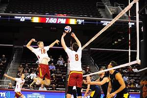 Usc Men U0026 39 S Volleyball Vs Pepperdine