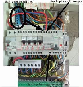 Nombre De Prise Par Disjoncteur : branchement de la borne ev link wall box ~ Premium-room.com Idées de Décoration