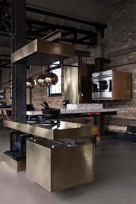 10 Stylish Aluminiumstainless Steel Kitchen Designs