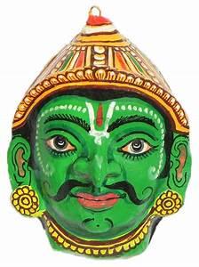 Ravana Mask Wall Hanging