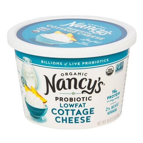 cottage cheese organic nancy s cottage cheese lowfat organic azure standard