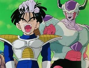 Image - Frieza grabs gohan by the hair 5.png | Dragon Ball ...