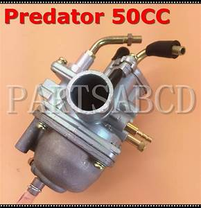 Atv Carburetor For Polaris Predator 50 50cc Carb Manual