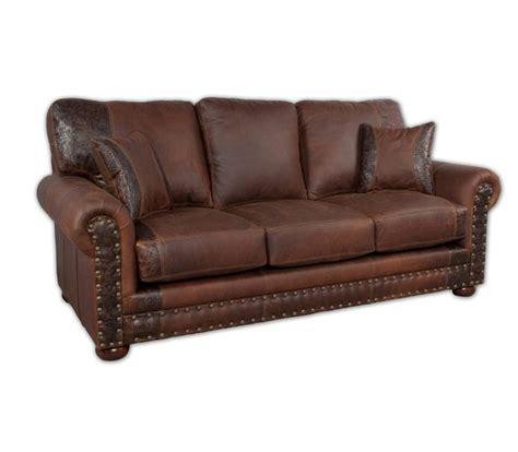 Rustic Leather Loveseat by Best 25 Rustic Sleeper Sofas Ideas On Coffee