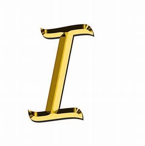 Free illustration: Letters, Abc, I, Alphabet, Learn - Free ...  I