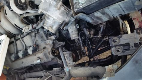removing  water pump  ford freestyle  ford