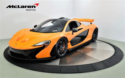 2015 Mclaren P1 For Sale In Norwell, Ma 000214