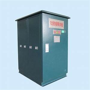 High And Low-voltage Cable Branch Box