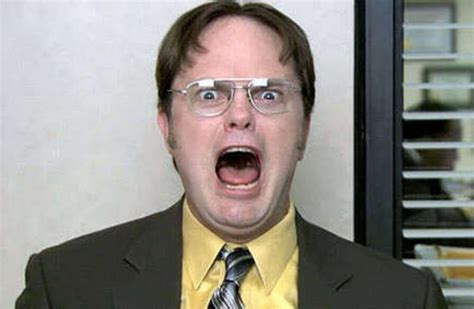 A Gallery Of Ridiculous Dwight Schrute Gifs