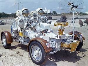 Apollo 17 Rover - Pics about space