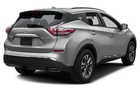 new nissan 2017 new 2017 nissan murano price photos reviews safety