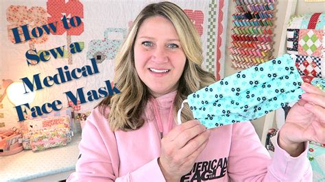 sew  medical face mask confessions   homeschooler