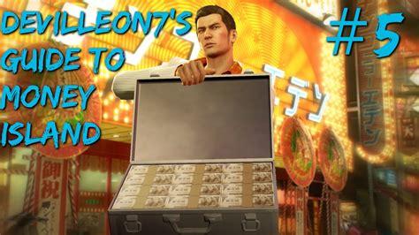 yakuza  money island walkthrough  pleasure