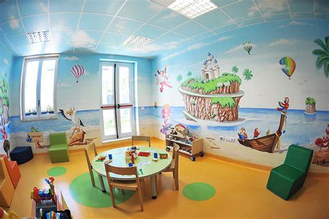Ospedale Di Pavia Oncologia by Ospedali Dipinti Dipinti Per Reparti Di Pediatria