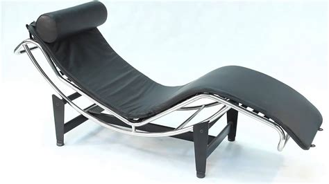 chaise longue le corbusier vache replica le corbusier chaise longue lc4