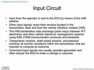 Allison Retarder Temp Sensor Wiring Diagram