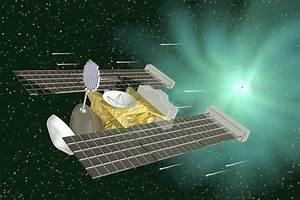 How A Comet-Chasing Spacecraft 'Likely' Brought ...