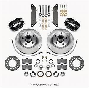 Wilwood Disc Brake Kit Front 1957