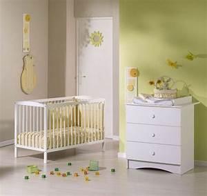 Chambre Complete De Bébé : la chambre b b mixte en 43 photos d 39 int rieur ~ Teatrodelosmanantiales.com Idées de Décoration